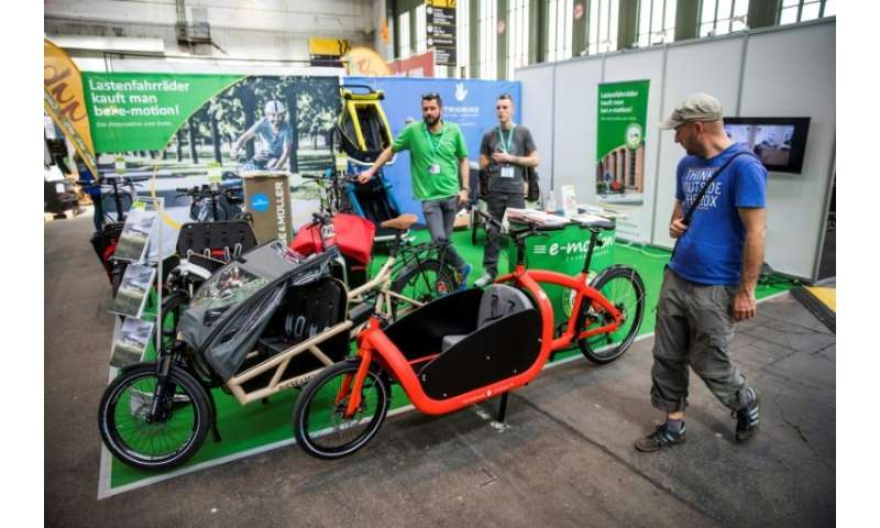 Pedal power: the rise of cargo bikes in Germany