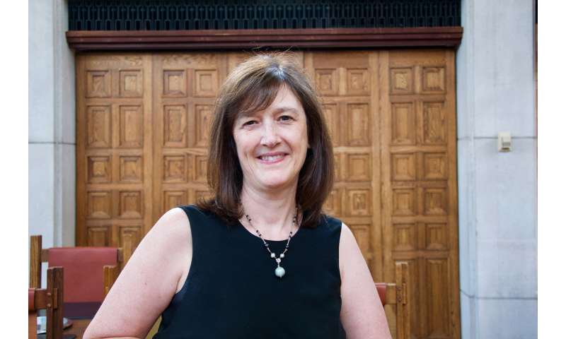 "To find life beyond Earth,""take off the blinkers,"" says U of T's Barbara Sherwood Lollar"