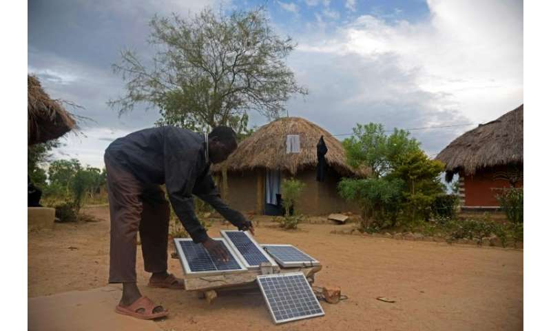 "Togo's ambitious ""electrification strategy"" will see major investment in solar energy, including the use of individual"