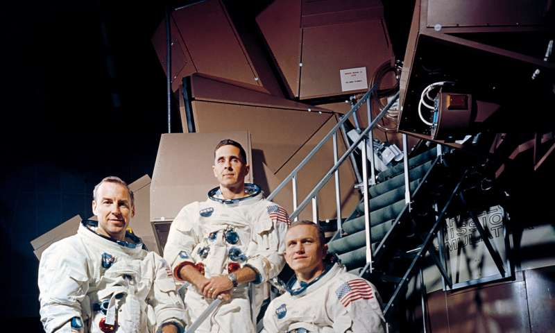 To the moon and back: Apollo 8 and the future of lunar exploration
