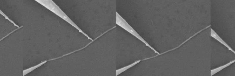 Touchy nanotubes work better when clean