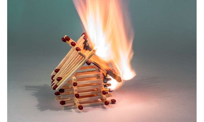 Toxic flame retardants are a burning issue