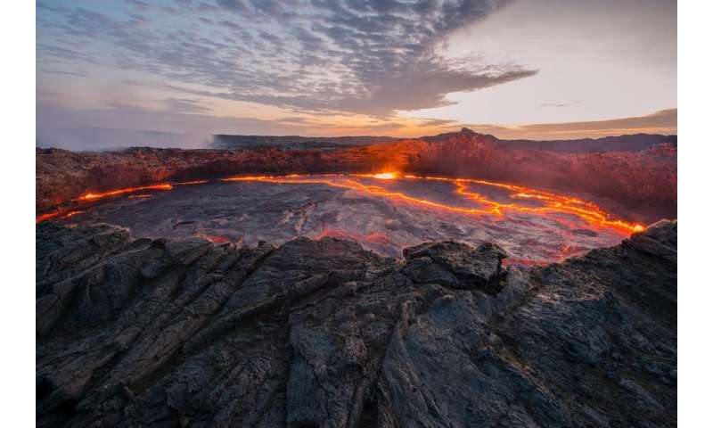 tracking the hazards and benefits of volcanoes in east africa