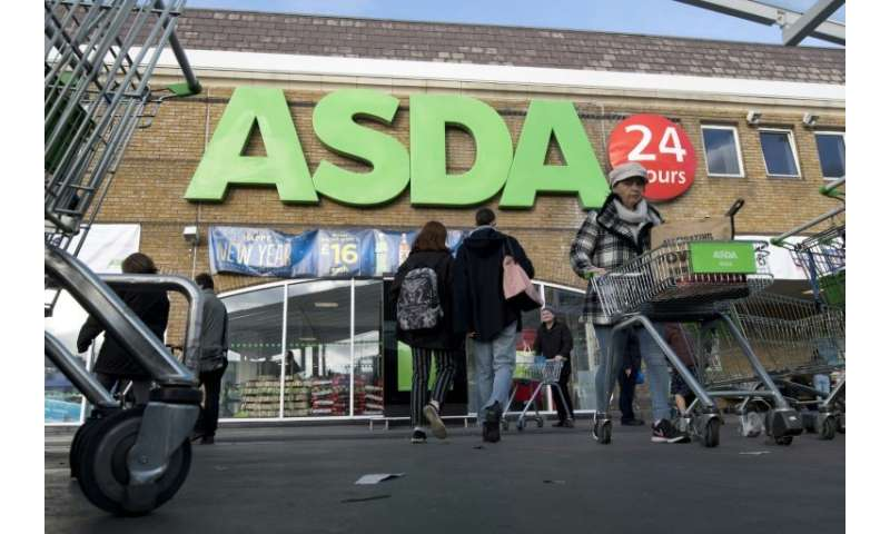 Traditional retailers like Sainsbury and Asda have also been put under pressure by the growth in online retailers and low-cost r