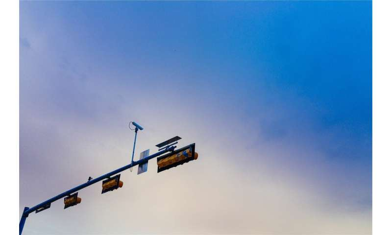 Red-light cameras don't reduce traffic accidents or improve public