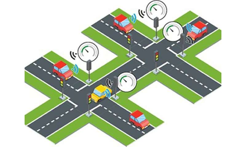 Traffic light tech will be tested in UK, allows cars to leverage signal change
