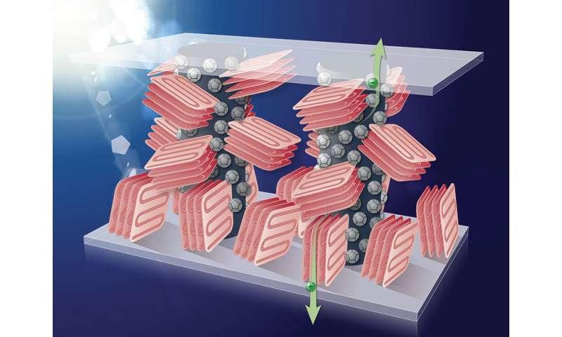 Tubular science improves polymer solar cells