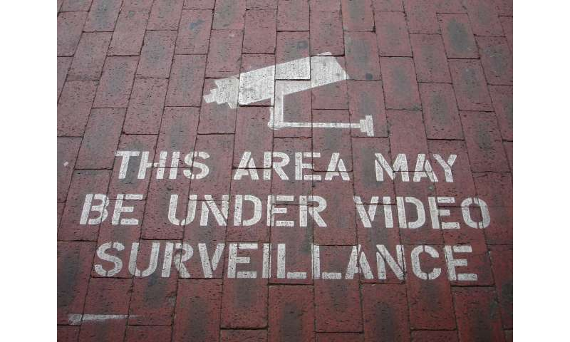 Turning 'big brother' surveillance into a helping hand to the homeless