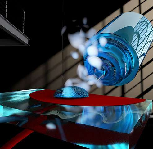Turning injectable medicines into inhalable treatments with the help of smart phone components
