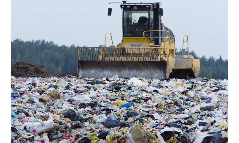 Turning landfill into energy