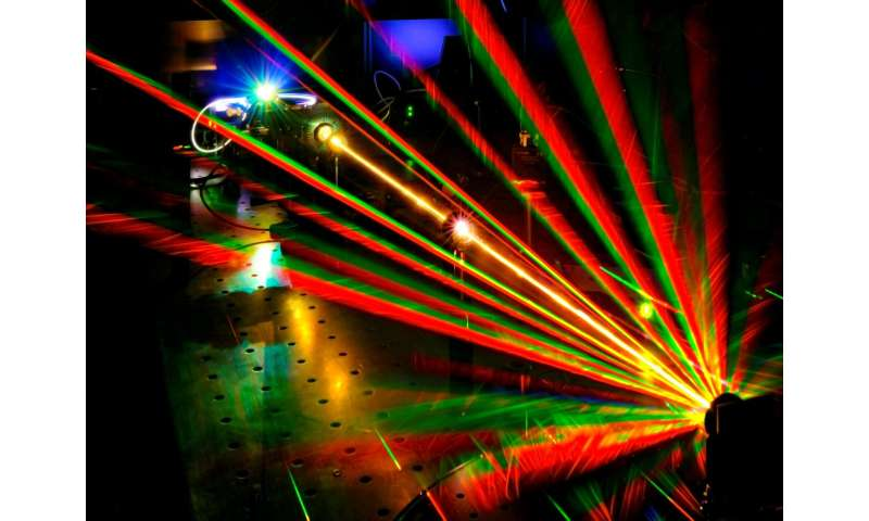 Twisting laser light offers the chance to probe the nano-scale