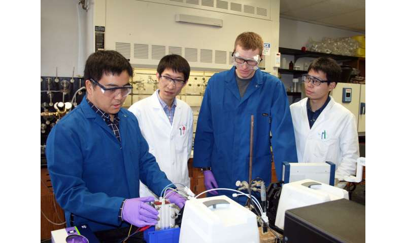 Two better than one: Chemists advance sustainable battery technology