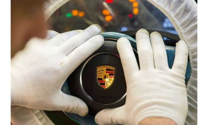 """Two top Porsche executives and an ex-employee are being probed in connection with the """"dieselgate"""" scandal"""