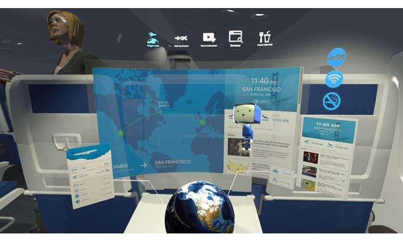 UC students, faculty create internationally recognized project for Boeing