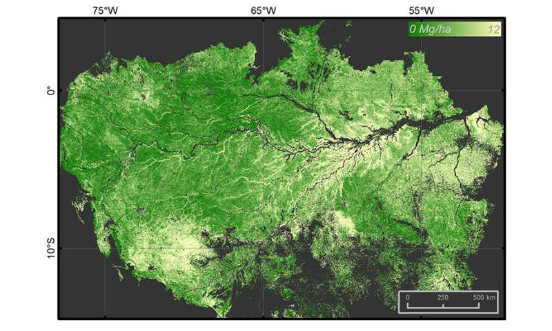 UNH researchers find human impact on forest still evident after 500 years