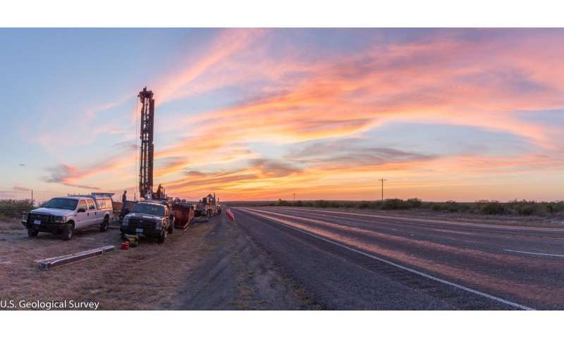 USGS estimates 8.5 billion barrels of oil in Texas' Eagle Ford Group