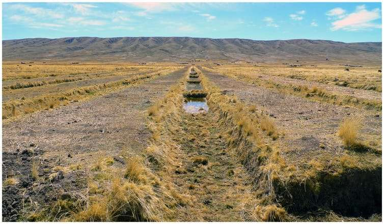 Using archaeology to understand the past, present, future of climate change