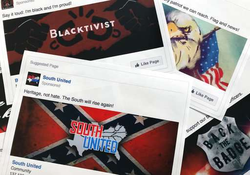 Using common social media tactics to subvert US elections