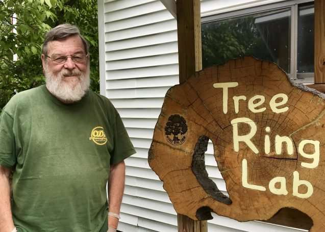 Using tree ring records to decode Earth's climate history