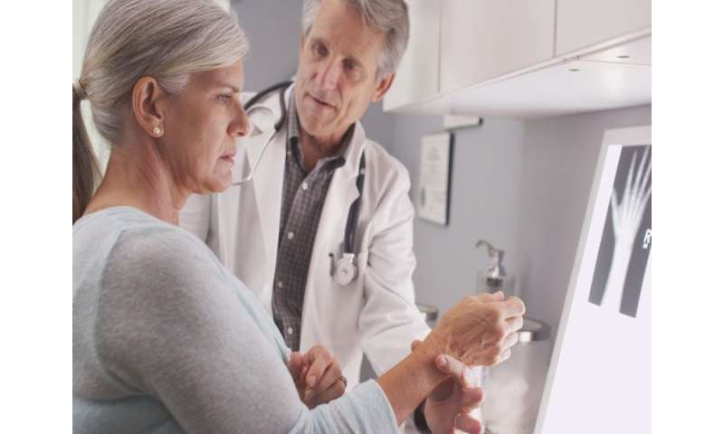 USPSTF favors osteoporosis screening to prevent fracture