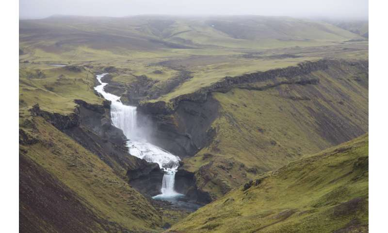 Volcanic eruption influenced Iceland's conversion to Christianity