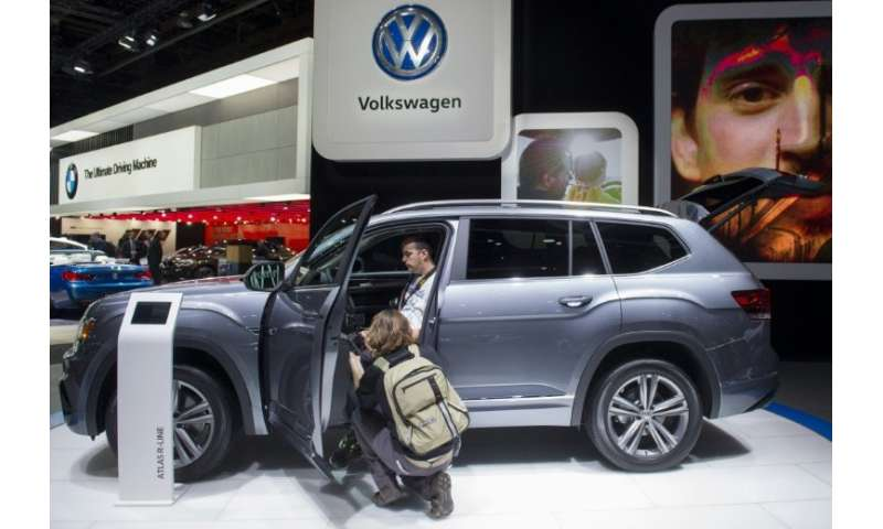 Volkswagen plans to ramp up prodcution of its Atlas SUV for the US market with a major new investment in its Chattanooga plant