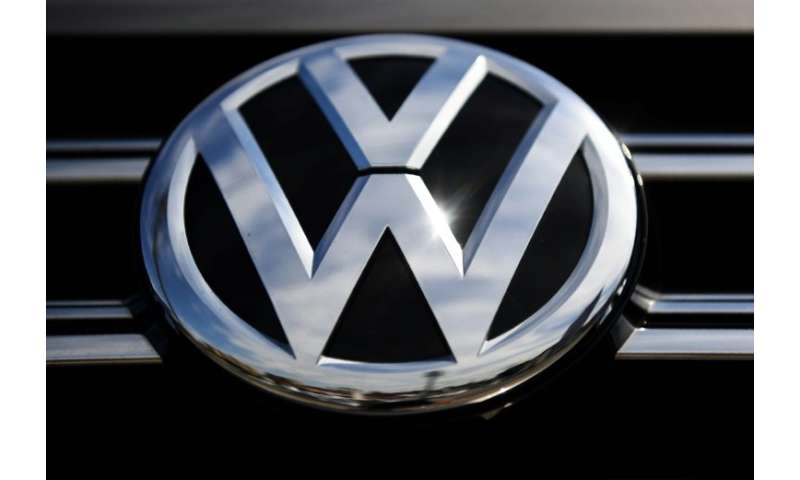 """Volkswagen's former CEO was charged in US court in connection with the worldwide """"dieselgate"""" emissions cheating scand"""
