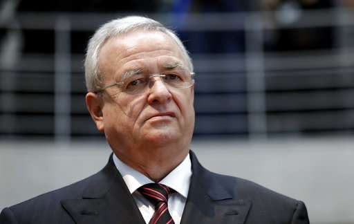 VW board eyes damage claims against former CEO Winterkorn