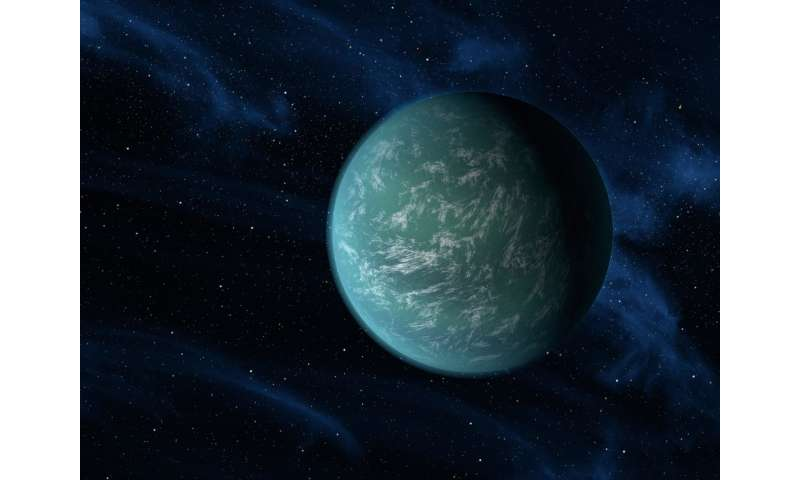 Was life on the early Earth purple?