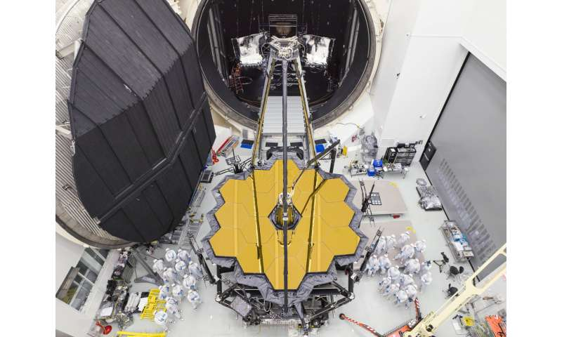 Webb Telescope's Houston highlights