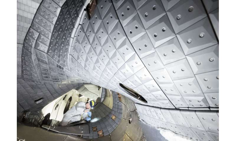 Wendelstein 7-X achieves world record