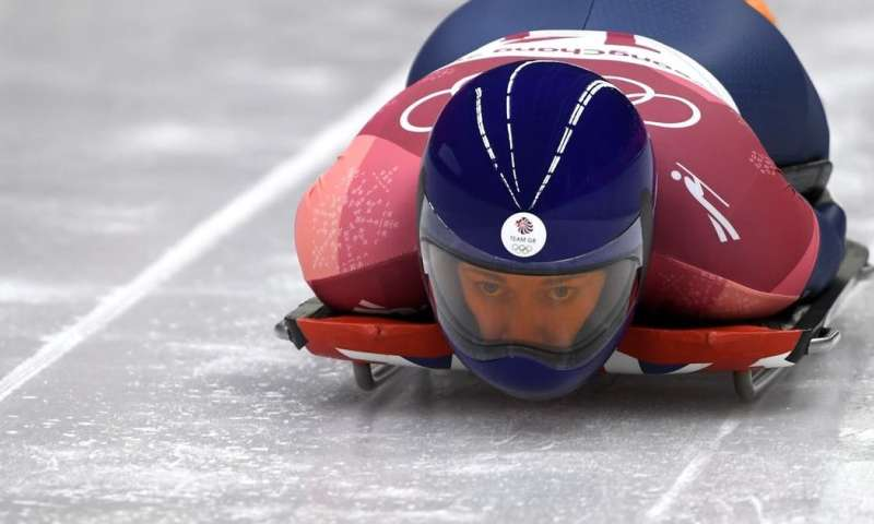 Were Team GB's skeleton suits responsible for fantastic three medal haul?