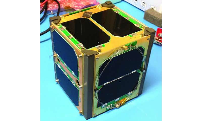 What happens after launch: Two NASA educational CubeSats