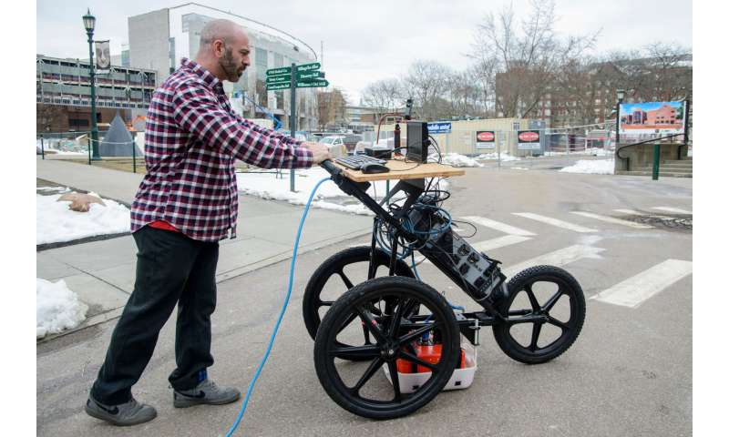 What lies beneath: 'Cognitive' GPR could vastly speed urban construction