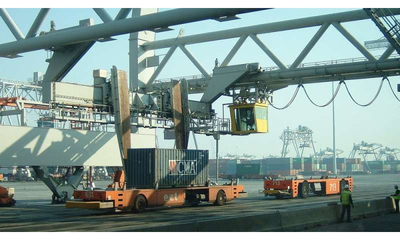 What will freight and supply chains look like 20 years from now? Experts ponder the scenarios