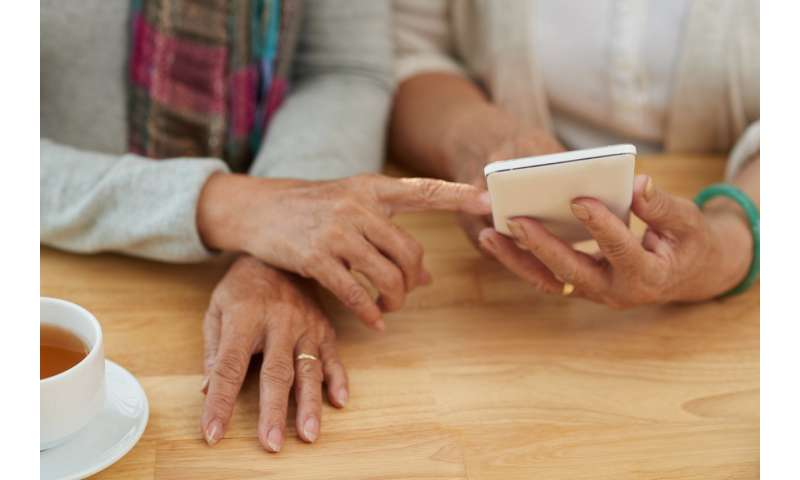 What younger people can learn from older people about using technology