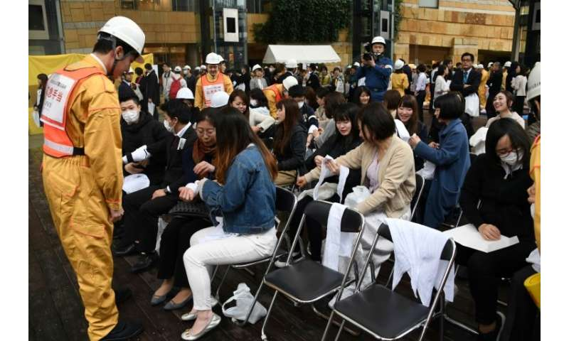When the 9.0-magnitude earthquake hit Japan in 2011, the system successfully warned residents between six and 40 seconds before