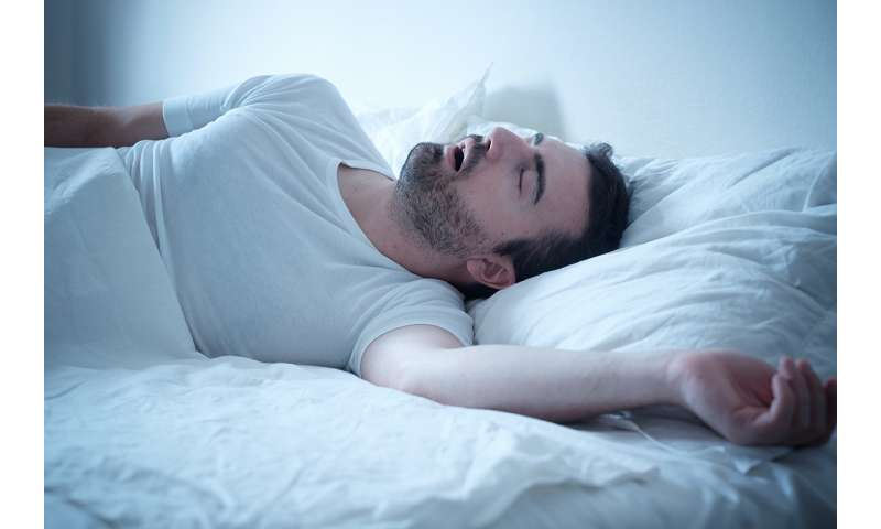 When weight loss helps with sleep