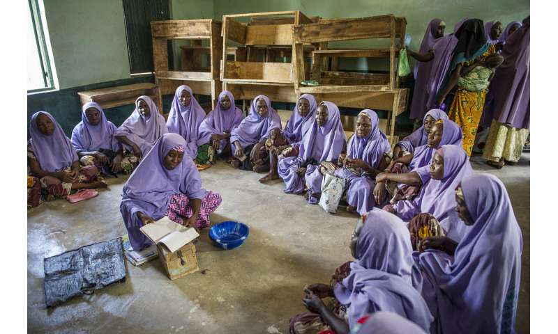 Why microfinance as aid isn't enough to empower women