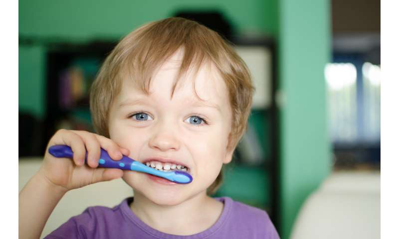 Why some kids are more prone to dental decay