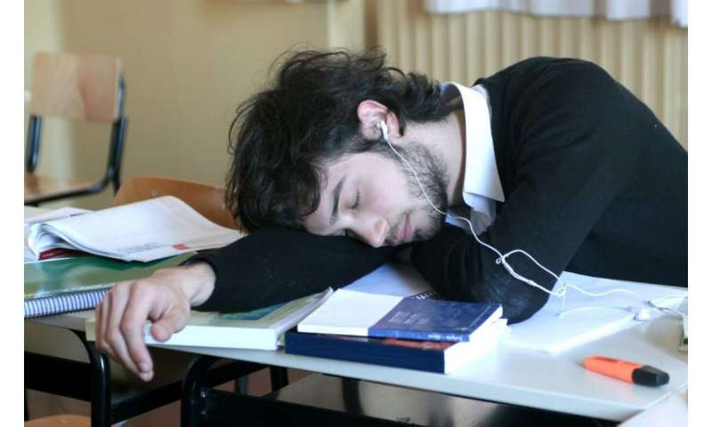 Sleep remedies for teens