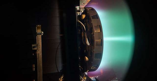 Will the X3 ion thruster propel us to Mars?