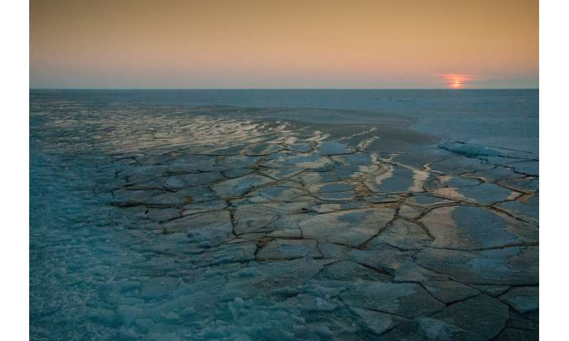 Wintertime arctic sea ice growth slows long-term decline: NASA