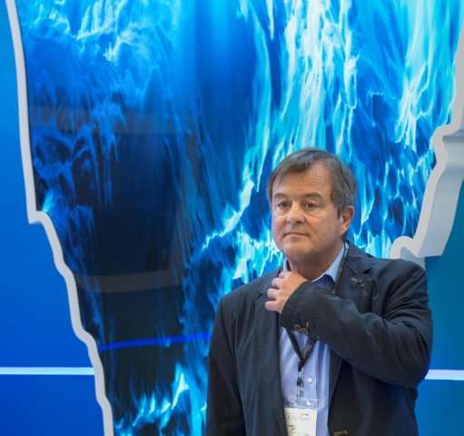 Wolfgang Foerg, chief executive of Swiss company Water Vision which has teamed up with Sloane, says the project has huge potenti