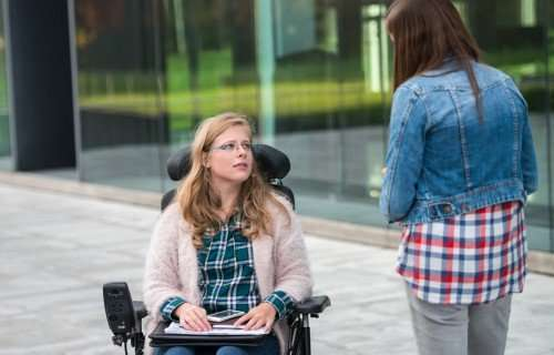 Women with reduced functional abilities are perceived as asexual