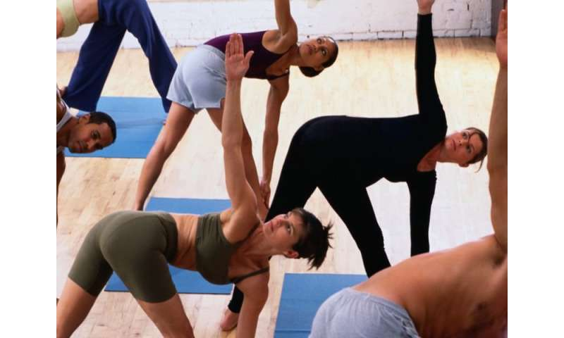 Workplace workouts … and why they work