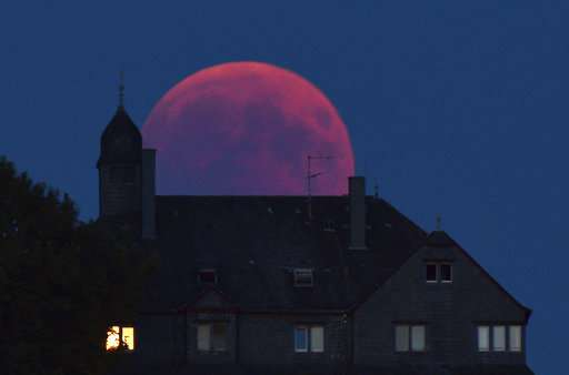 World Watches for Total Lunar Eclipse, Longest of this Century