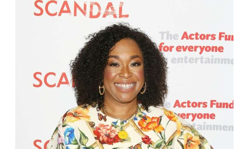 "Writer-producer Shonda Rhimes—whose ABC shows ""Grey's Anatomy"" and the now-finished ""Scandal"" have been huge"