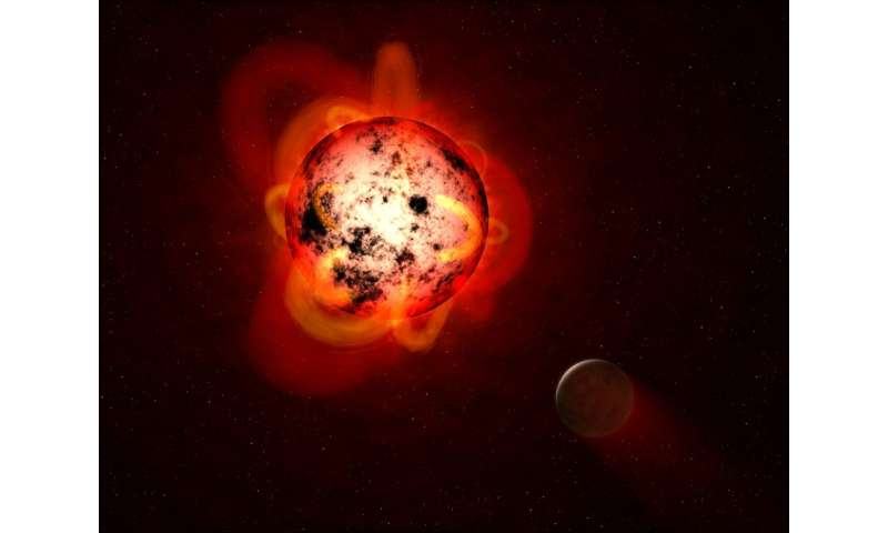 X-rays could sterilise alien planets in otherwise habitable zones
