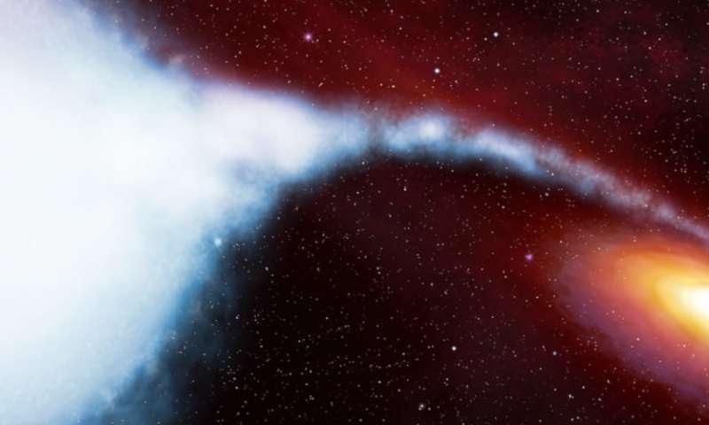 X-ray technology reveals never-before-seen matter around black hole Xraytechnolo